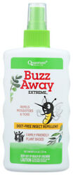 Quantum Health Buzz Away Extreme Insect Repellent Spray 8 Oz