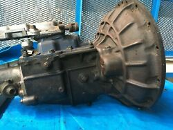 Triumph Spitfire Three Rail Transmission All Parts Complete Unit From 69 Mk3