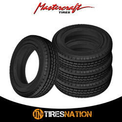 4 New Mastercraft By Copper Tires Courser Hxt 275/70r18 125s Tire