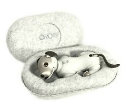 Sony Aibo Ers-1000 Operation Checked Used White Robot Dog From Japan F/s