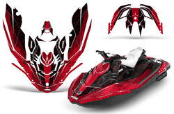 Jet Ski Graphics Kit Decal Wrap For Sea-doo Bombardier Spark 2 Up 14-18 Geo R