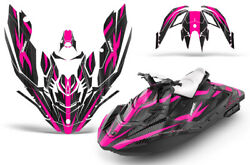Jet Ski Graphics Kit Decal Wrap For Sea-doo Bombardier Spark 3 Up 14-18 Zoot P