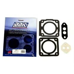 Bbk Performance Parts 1572 Mustang Throttle Body Gasket Kit 65/70mm And Stock Tb