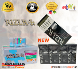Rizla Carbon Smooth Ultra Slim 5,7mm Filter Tip Cigarette 120 Tips Per New Pack✅