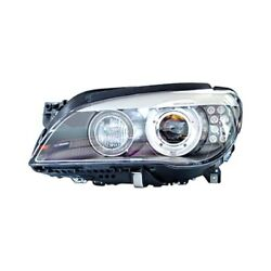 For Bmw 740li 11-12 Replace Driver Side Replacement Headlight Lens And Housing
