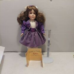 Morgan Brittany Collectible Dolls Robin Limited Edition 1903/2500