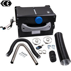 8000w 12v Diesel Air Heater All In 1 Parking Heat For Truck Boat Car Bus Trailer
