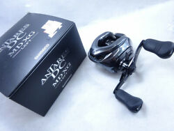 Shimano 18 Antares Dcmd Baitcasting Left Handle Gear7.81 Drag6.0kg In Box