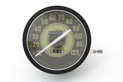 Speedometer With 21 Ratio And Army Graphics For Harley Shovelhead