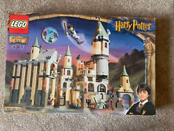 100 Complete With Box Lego Harry Potter Hogwarts Castle 2001 4709