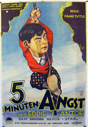 Kid Boots / Eddie Cantor / 1926 / Frank Tuttle / Author Movie Poster/62