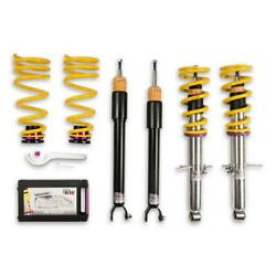 Kw Suspensions 10285007 Height Adjustable Stainless Steel Coilover System With P