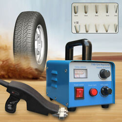400w Truck Tire Groover Car Regroover Machine Manual Rubber Tyres Regroover