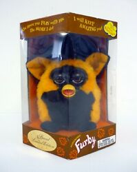 Autumn Witch Halloween Furby Tiger Electronics Special Limited Edition Misp 1999
