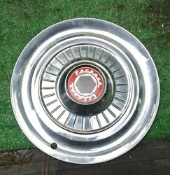 - Used 1954 Packard 15 Hubcap Wheel Cover - Nice Item - Good Spare