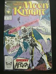 Moon Knight, Marc Spector, Marvel, 3 Or 27, Bagged, Your Choice