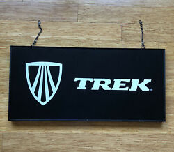 Trek Sign Bike Bicycle Advertisement Collectable Signage 31andrdquo X 14andrdquo