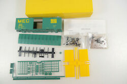 Accurate Finishing Ho Maine Central 6036 40' Box Car Kit