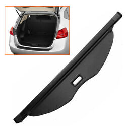 Rear Trunk Security Cargo Cover Shade Shield Fit Nissan Rogue 2008-2013 2009 Car