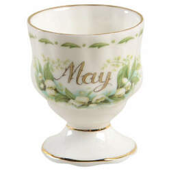Royal Albert Flower Of The Month Egg Cup 6726464
