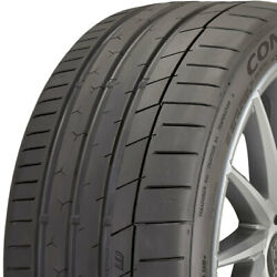 4-new 225/50zr16 Continental Extremecontact Sport 92w 225 50 16 Tires