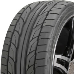 4-new 255/40zr19 Nitto Nt555 G2 100w 255 40 19 Performance 27.03 Tires 211080