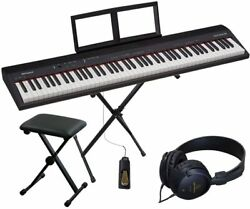 New Roland Go Piano 88 X-type Keyboard Stand Home Set Keyboard From Japan