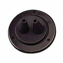 Sea Dog Canopy Top External Eye End Boot Motor Well W/anello 3 In 521630