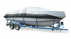 Taylor Made Products 70908 Boat Guard Eclipse Trailerable Boat Cover 17-19-f...