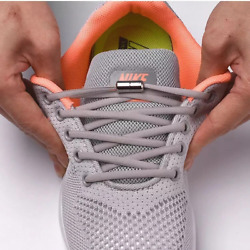 Elastic No Tie Shoelaces For Adults and kids for Sneaker and shoes Comfort Trend $2.99