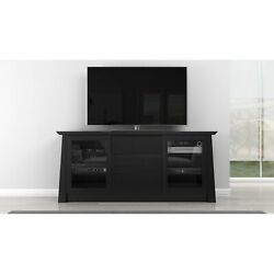 Ergode 70 Contemporary Asian Tv Stand Media Console For Flat Screen And Aud...