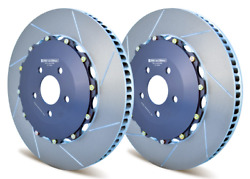 Girodisc Front 380mm 2pc Rotor For Audi Rs6 C5