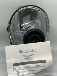 Black Sg150 Gas Mask With Filter New