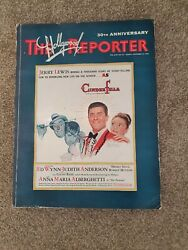 The Hollywood Reporter Dimitri Tiomkin Personal Collection 30th Anniversary Book