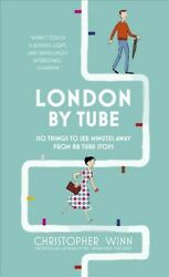 London By Tube Hardcover By Winn Christopher Like New Used Free Shipping ...