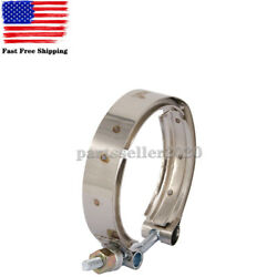V-band Clamp Exhaust Tube Turbo Outlet 3903652 For Dodge Ram 5.9 Cummins 1989-02