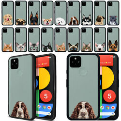 For Google Pixel 5 6quot; 2020 Animal Hybrid Hard Clear Back Case TPU Bumper Cover