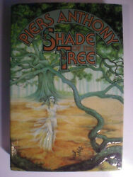 Shade Of The Tree, Piers Anthony, Dj, 1st Edition, 1986