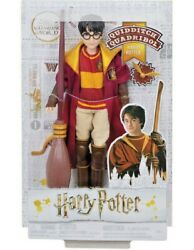 New In Pack Harry Potter Quiditch Quidditch Collectable Dolls Toy Complete Gift