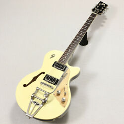 Used Duesenberg Dtv-t Starplayer Tv / Vw Electric Guitar From Japan