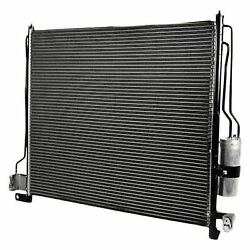 A/c Compressor And Condenser Radiator Kit For 2005-2012 Nissan Frontier