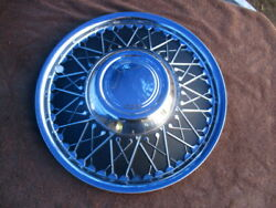 1950and039s-1960and039s 15 Inch Full Wire Wheel Disks
