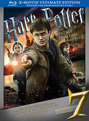 Harry Potter And The Deathly Hallows Parts 1 And 2 [2-movie Ultimate Edition] [