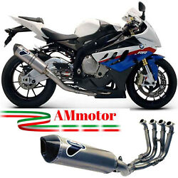 Full Exhaust System Bmw S 1000 Rr 2016 Termignoni Motorcycle Silencer Relevance