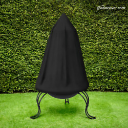 Chiminea Outdoor Fire Pit Cover 22diameter X 38drop