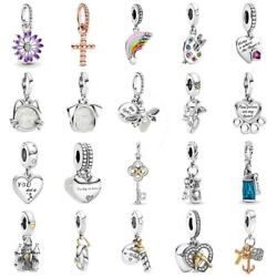 2021 Genuine Pandora Dangle Disney Daisy Charm Ale S925 Silver With Gift Pouch