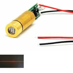 Industrial 650nm Red Dot/cross Laser Diode Module Apc Circuit 200mw W Driver