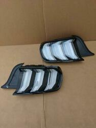 Oem 2020 Ford Mustang Gt500 Left Driver And Right Passenger Side Tail Light Lamps