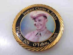 United States Veterans Of Foreign Wars Vfw Post 805 Challenge Coin