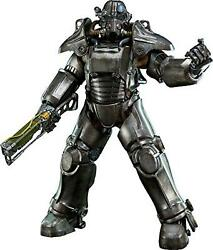 Fallout 4 T-45 Power Armor 1/6 Scale Action Figure Threezero Japan Used